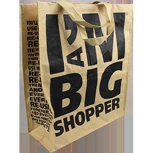 I'M a big shopper